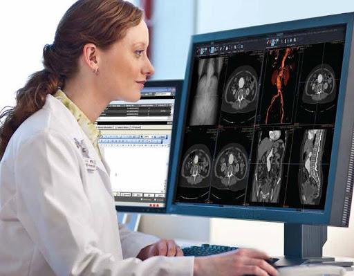 Chẩn đoán hình ảnh cơ quan hô hấp và tim mạch